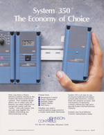 Johnson Controls System 350